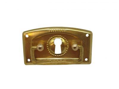 1920-luvun riippuvedin avaimenreiällä, pienin koko, messinki