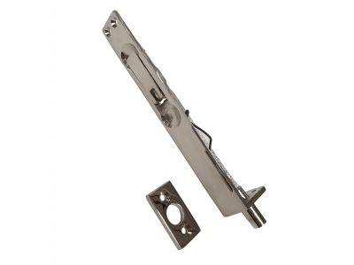 Upotettava reunasalpa 155mm, niklattu