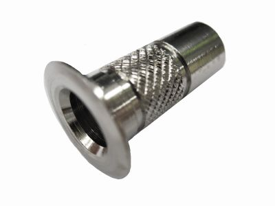Upotettava vastakappale 10mm reikään, niklattu
